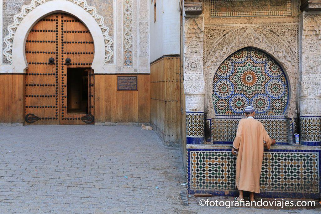 Medina de Fez o Fes Marruecos