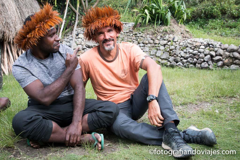 Que ver en Wamena con un guia viaje valle de Baliem