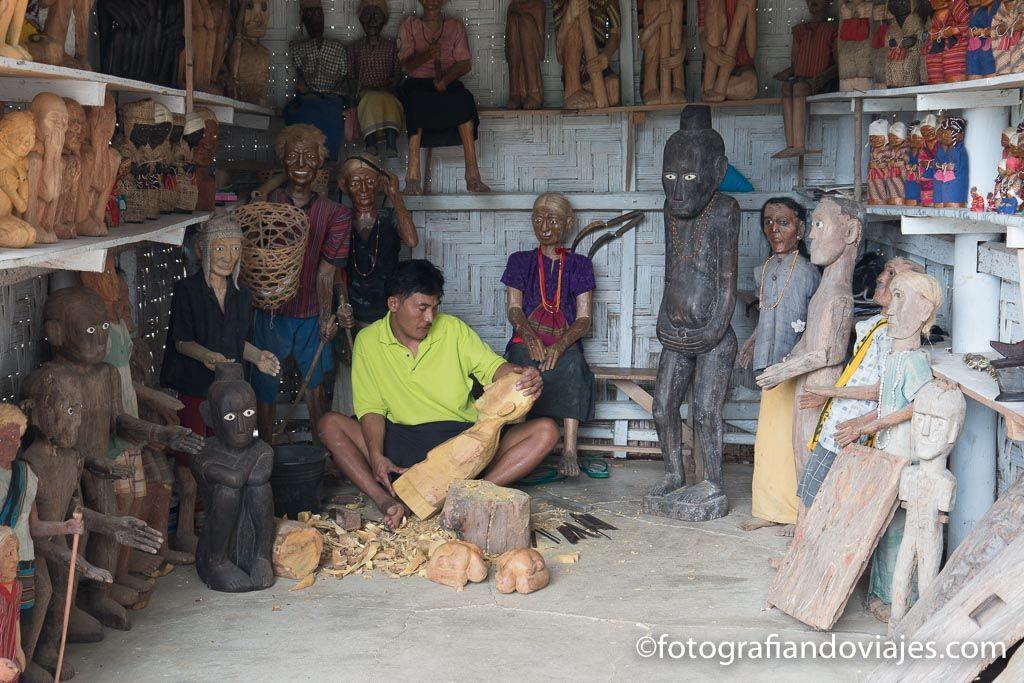 Lemo que ver en Tana Toraja