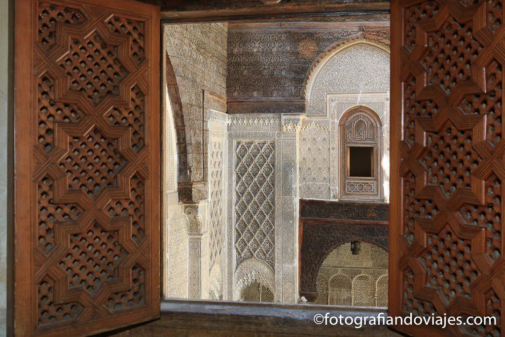 Madrasa Al Attarine lo mejor que ver en fez