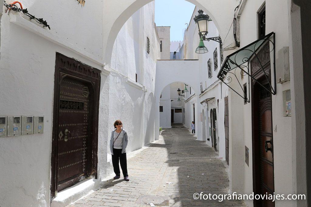 Medina de tetuan marruecos