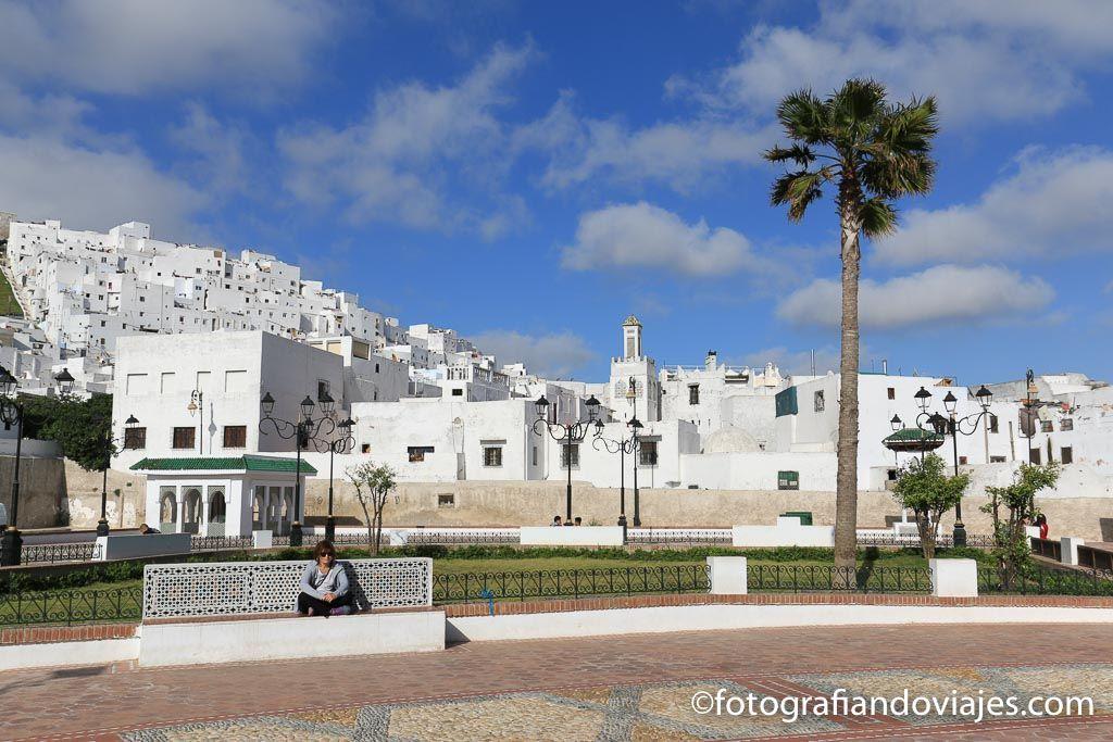 recorrido por marruecos Tetuán