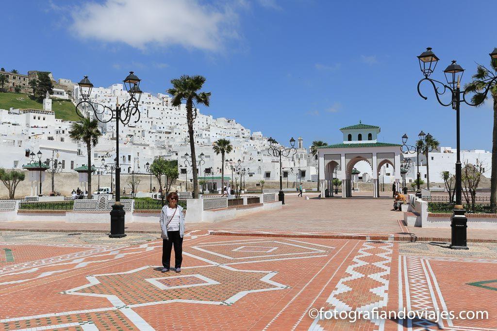 plaza Riad Lfeddan medina marruecos Tetuan