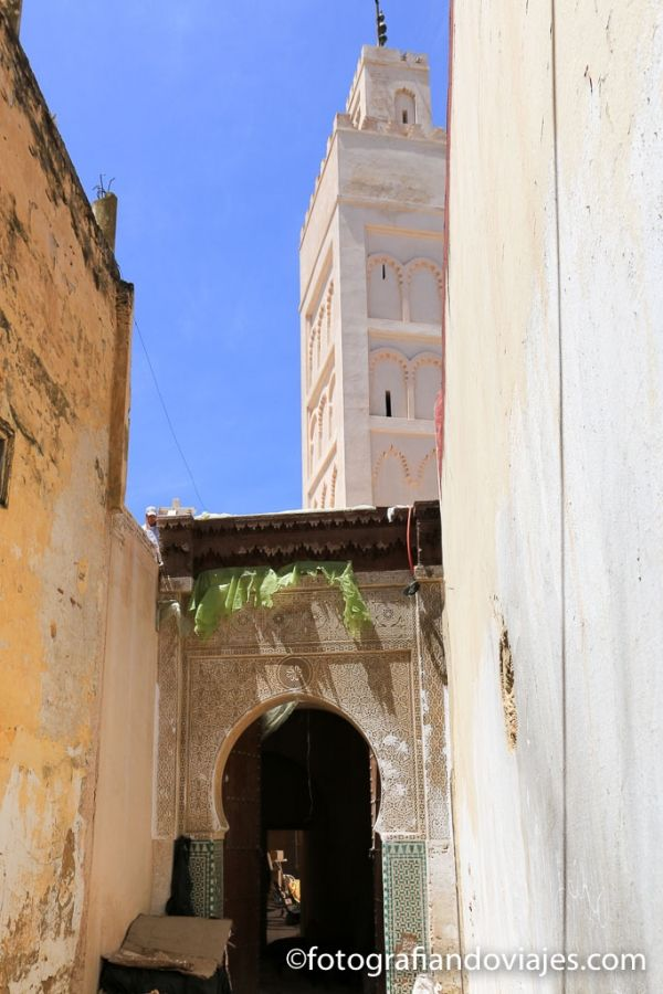 Mezquita Nejjarine Meknes