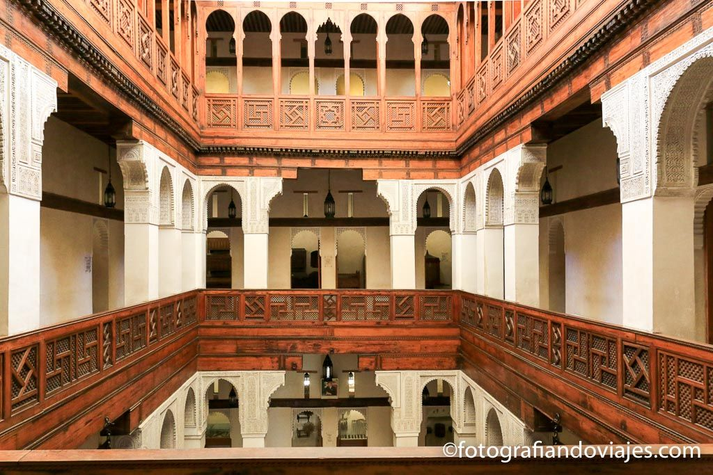 Museo Neijarine en Fez