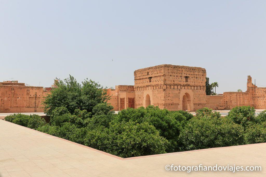 Palacio El Badi Marruecos