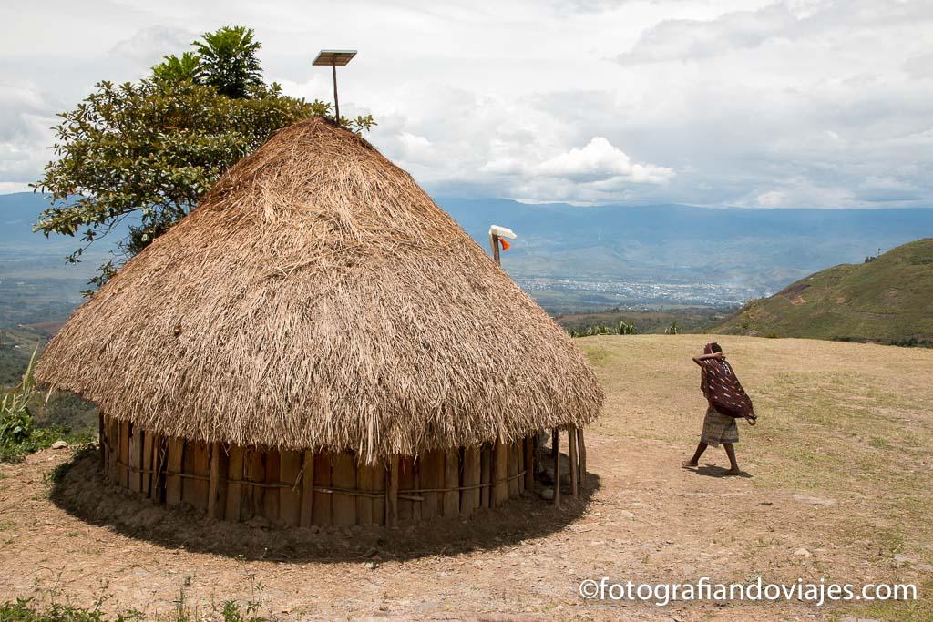 Casa Dani cerca de Wamena
