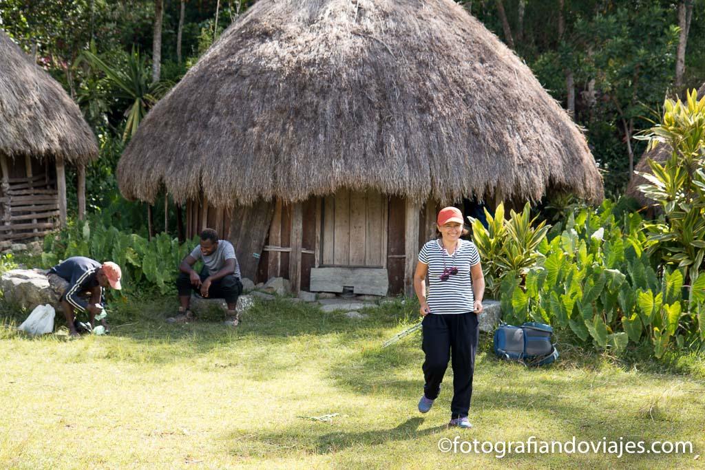Alojamiento en Baliem