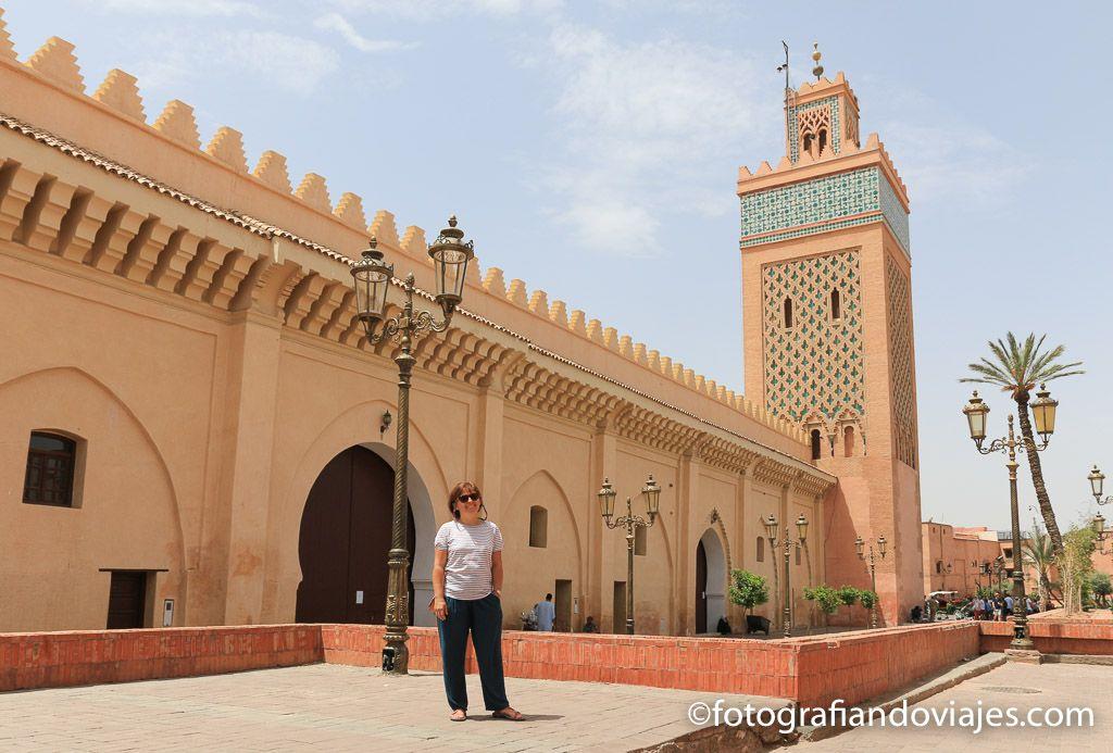 mezquita Mulay El Yazid Marrakech