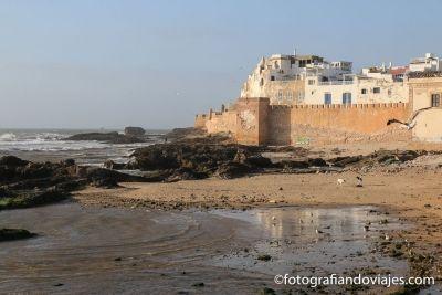 Muralla de la medina de Essaouira