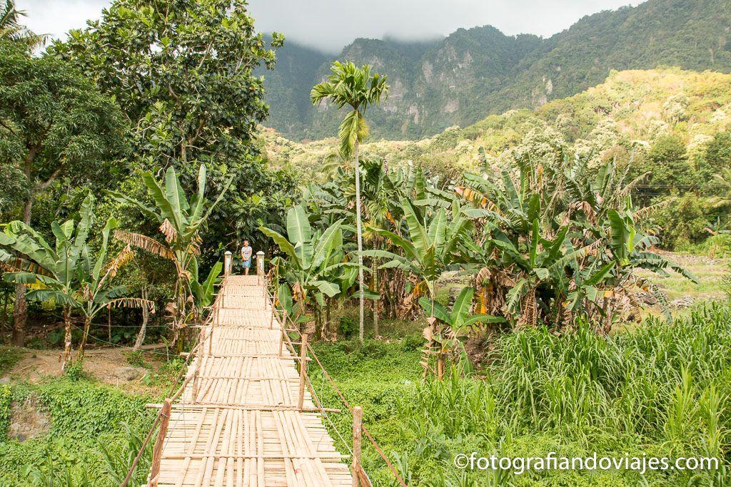ruta en coche por la isla de Flores