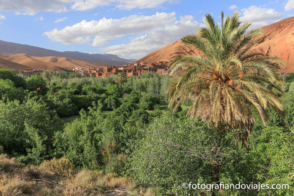 Valle del Dades Marruecos