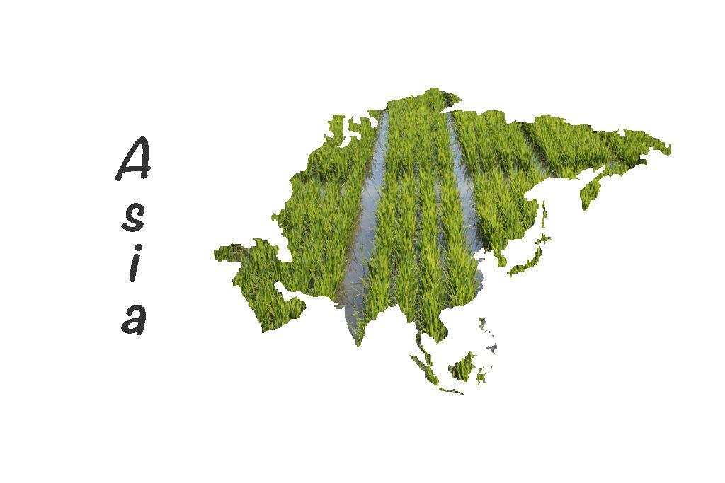 rutas de viaje por asia