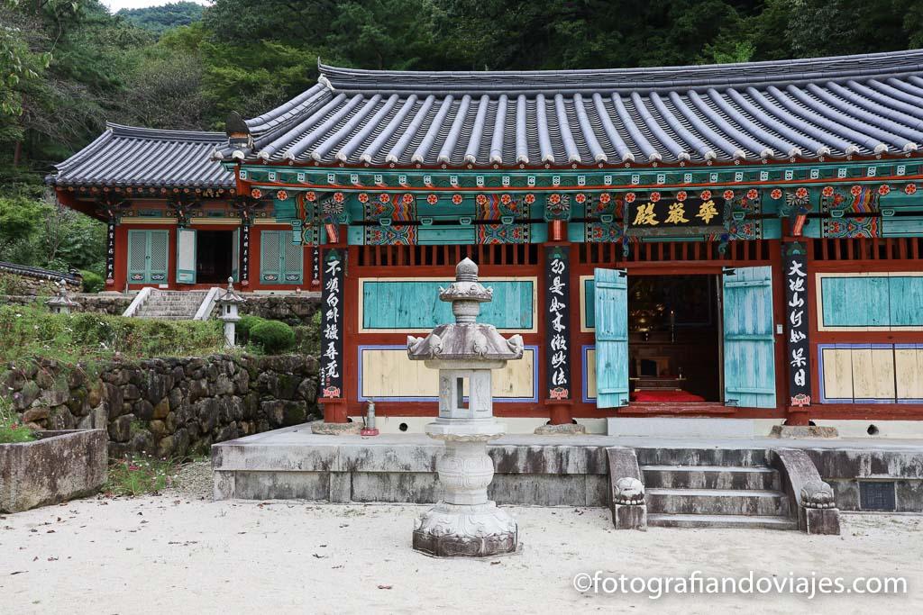 Templo Ssanggyesa