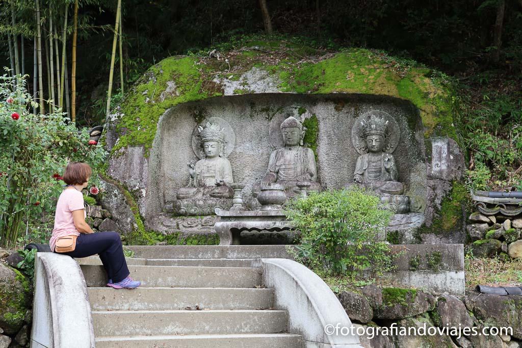 Templo Ssanggyesa en corea del sur