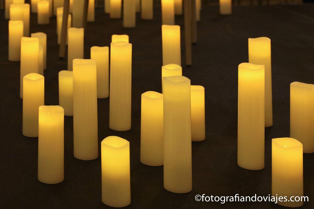 Candlelight en Madrid