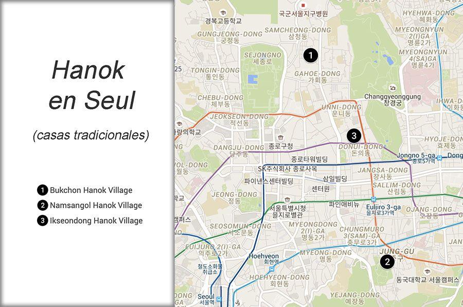 bukcheon hanok villas y otros hanok de seul