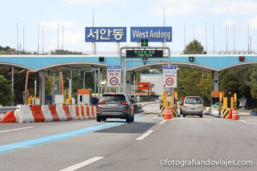 Conducir en Corea del Sur