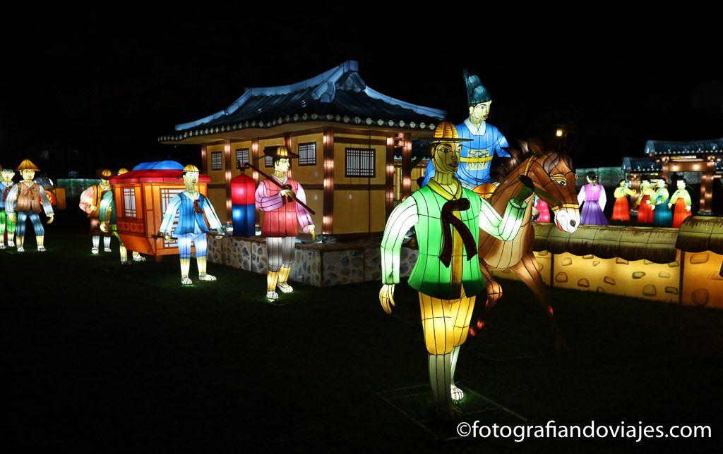 Festival Jinju Namgang Yudeung