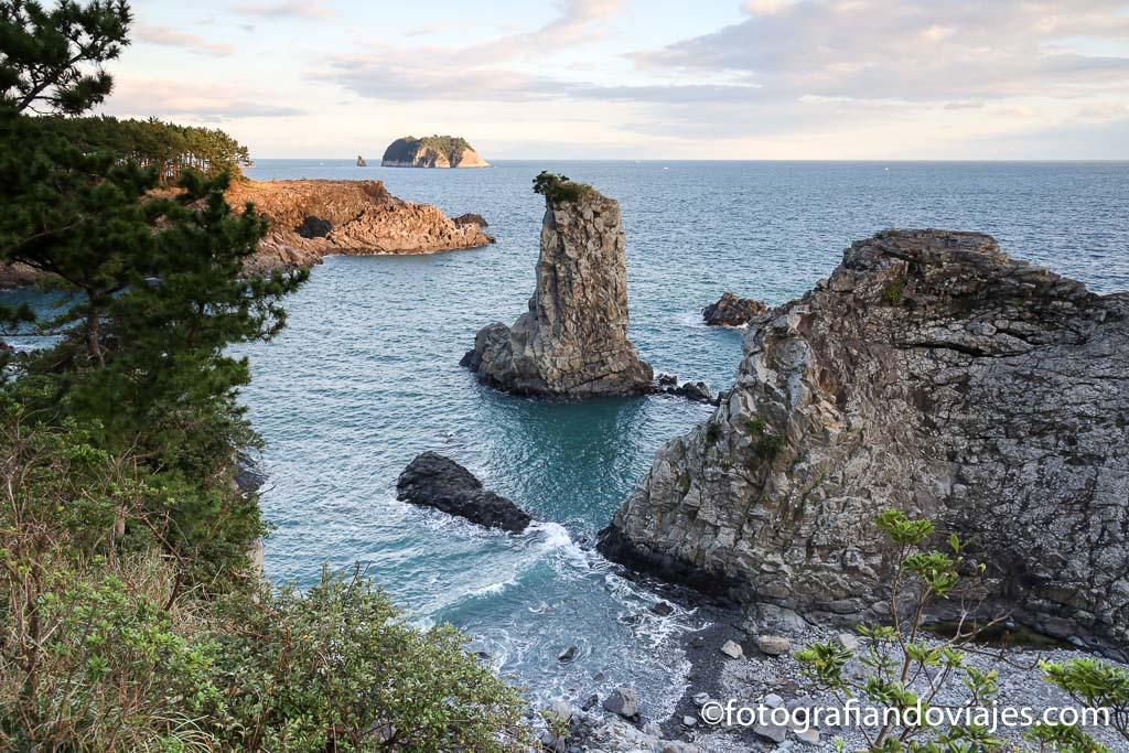 Roca Oedalgae en jeju