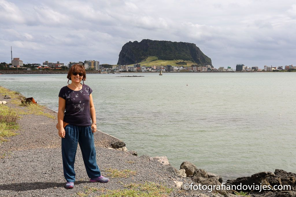 Seongsan Ilchulbong isla Jeju