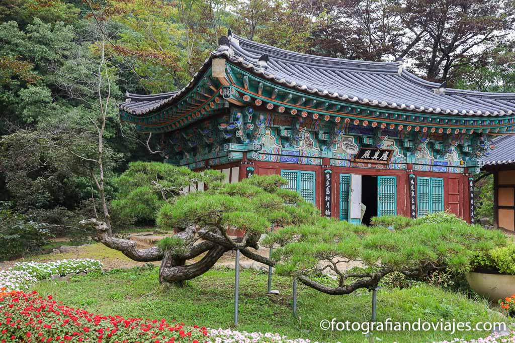 Templo Magoksa Corea del Sur