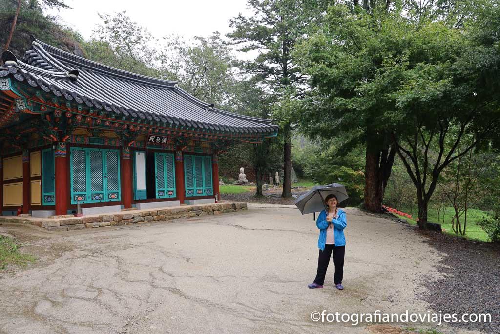 Templo Unjusa Corea del Sur