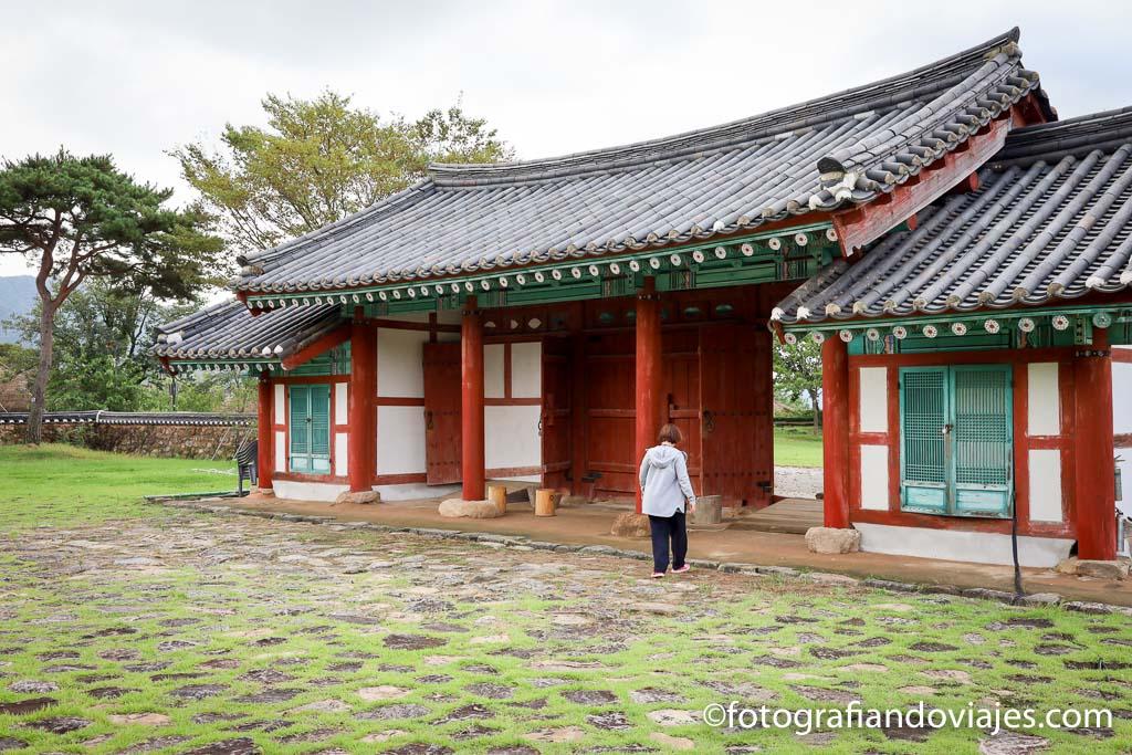 pueblo Naganeupseong en Suncheon