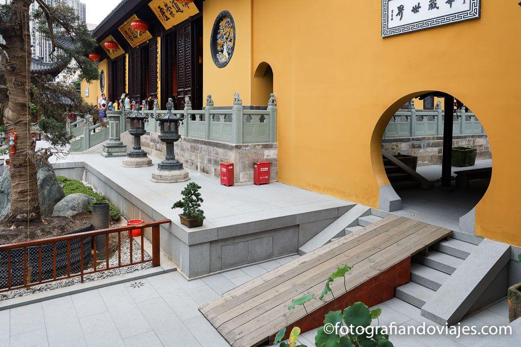 Templo Buda de Jade en Shanghai
