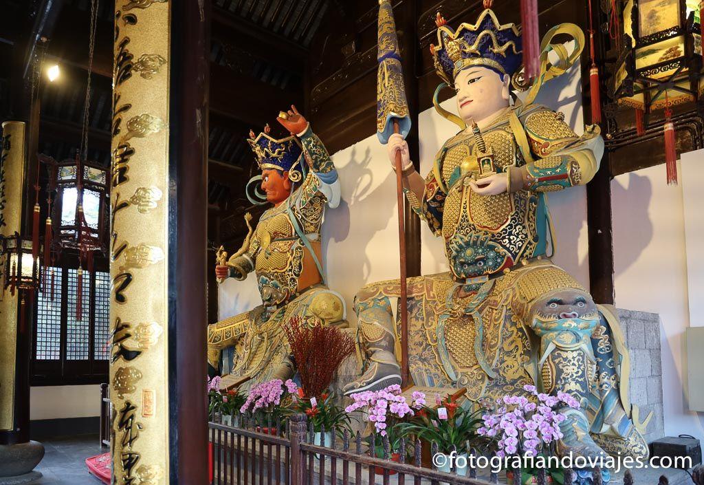 Templo Longhua en Shanghai
