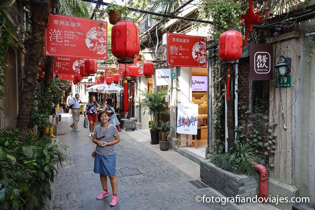 Tian Zi Fang Shanghai