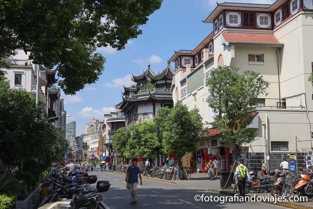 Xintiandi concesion francesa Shanghai
