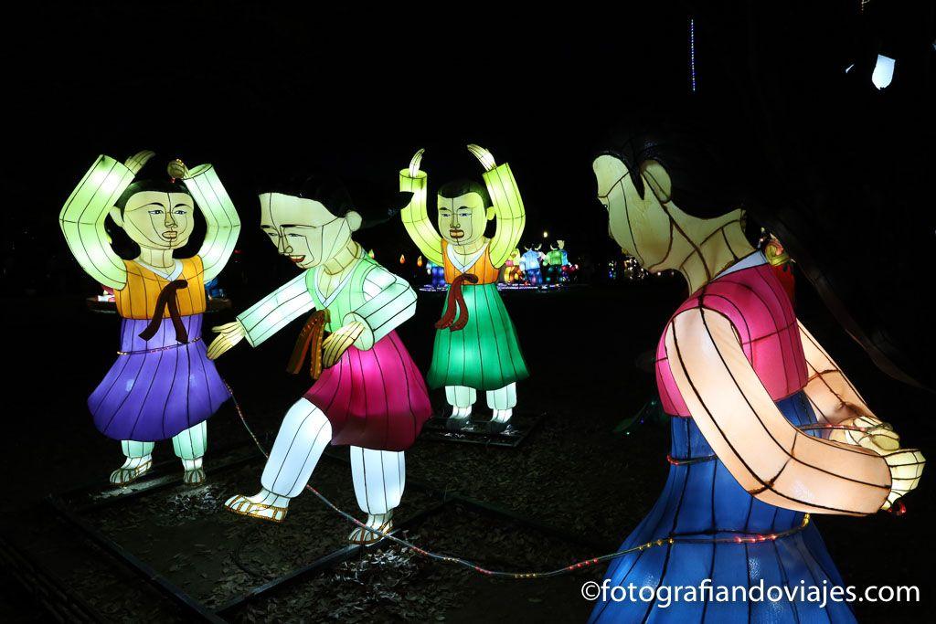 faroles corea del sur jinju