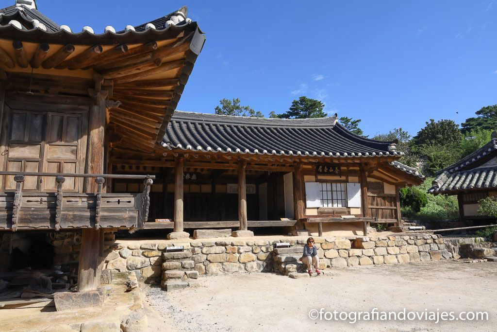 Aldea Yangdong en Gyeongju