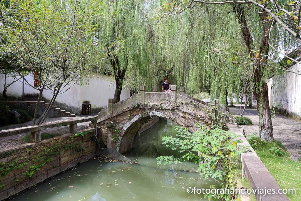 Pearl tower garden jardin en Tongli