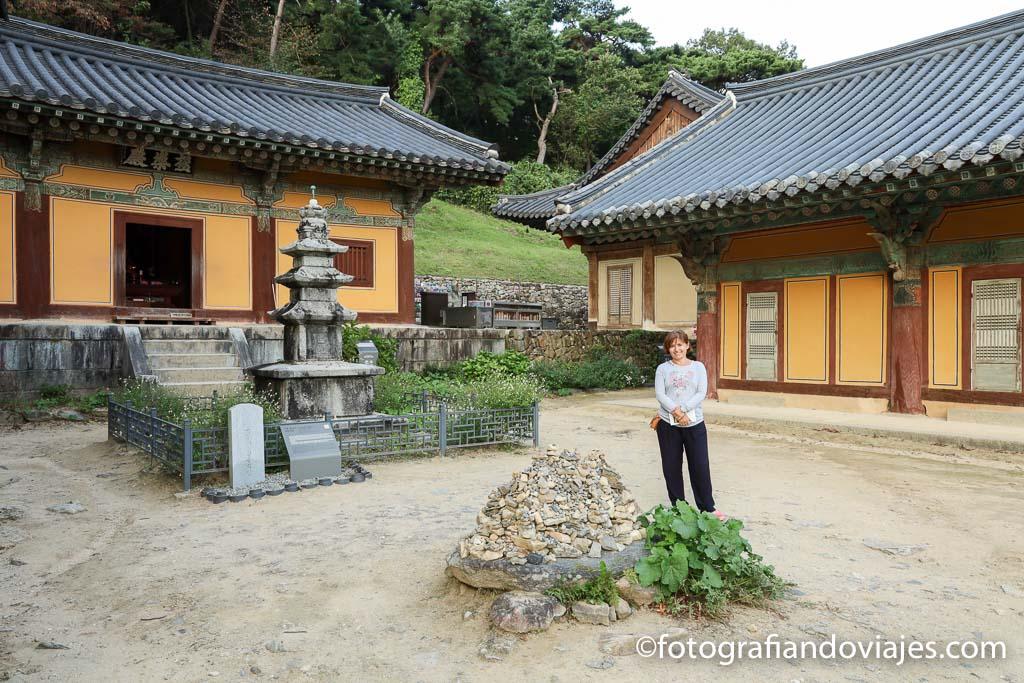 Templo Bongjeongsa Corea del Sur