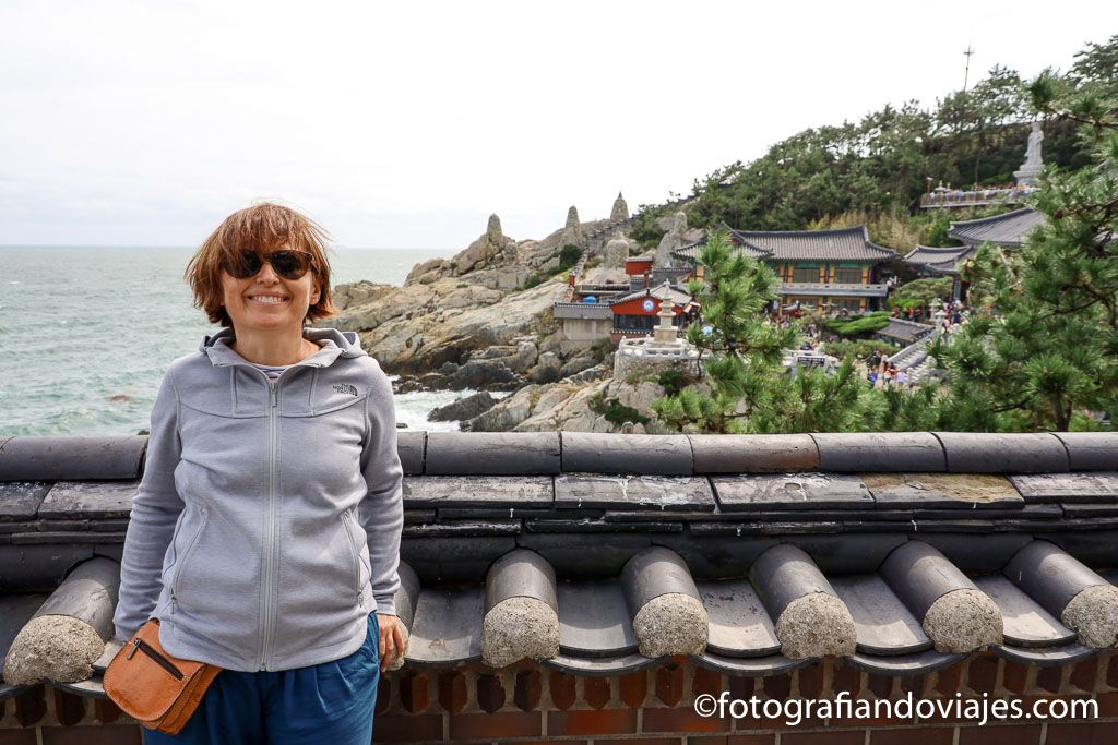 Templo Haedong Yonggungsa Busan