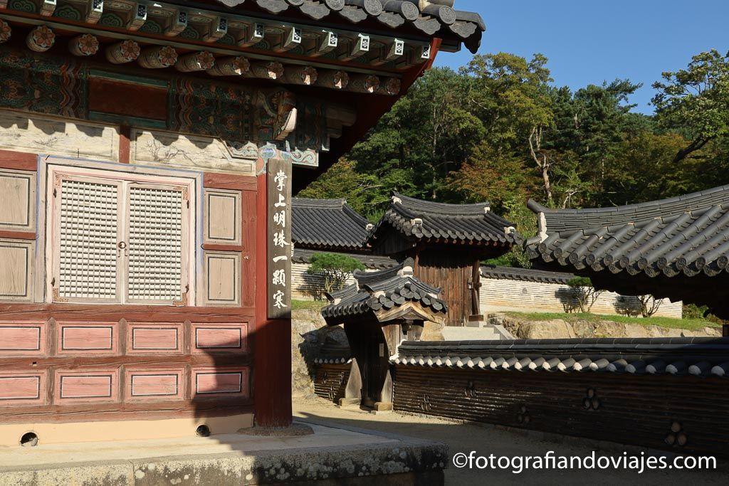 Templo Haeinsa y tripitaka coreana