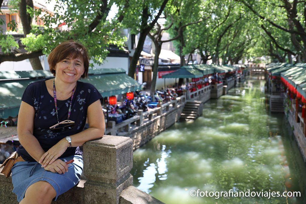 canales de Tongli china
