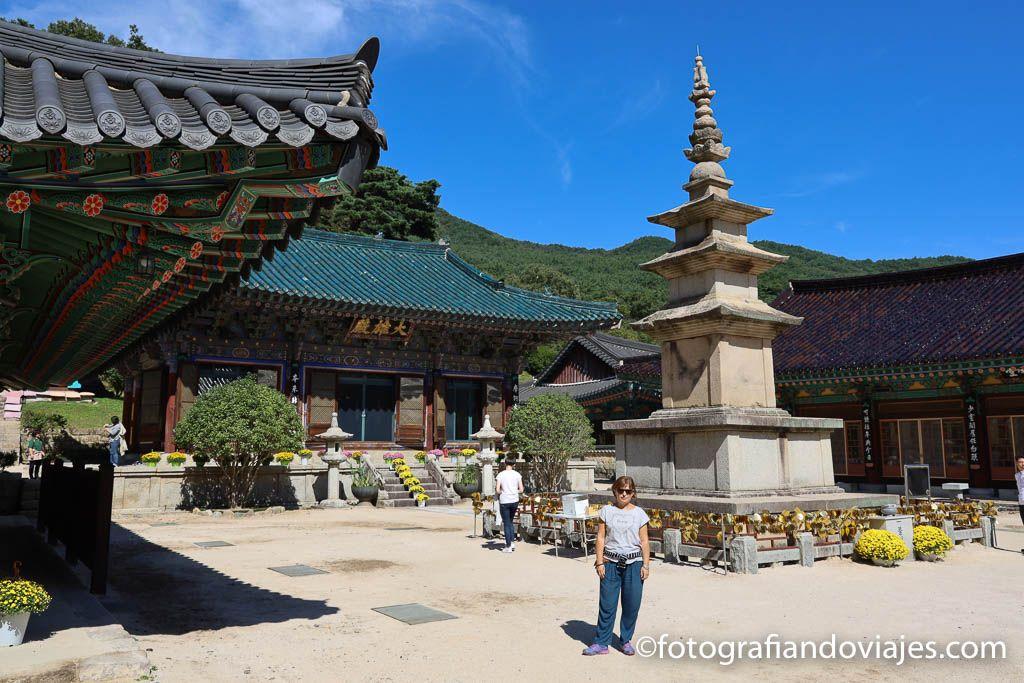 Templo Seoknamsa corea del sur