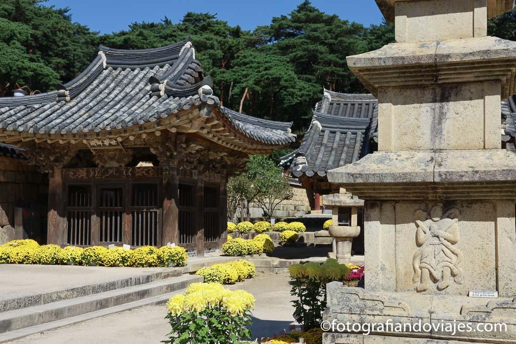 Templo Tongdosa busan
