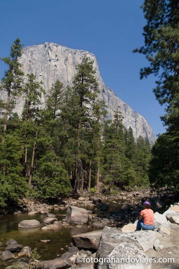 que hacer en Yosemite El Capitan