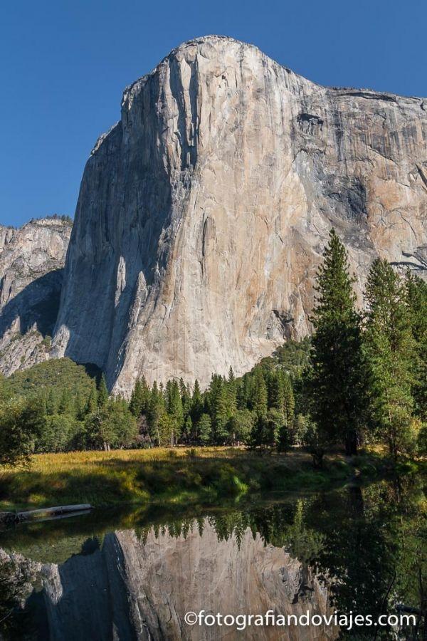que ver en Yosemite El Capitan