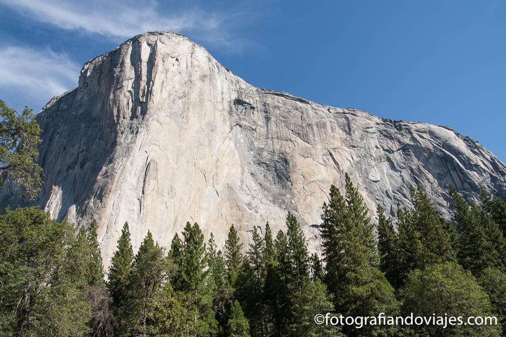 Yosemite parque nacional Estados Unidos