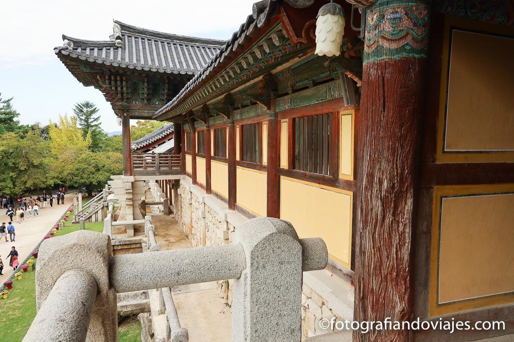 templo Bulguksa Gyeonju corea del sur