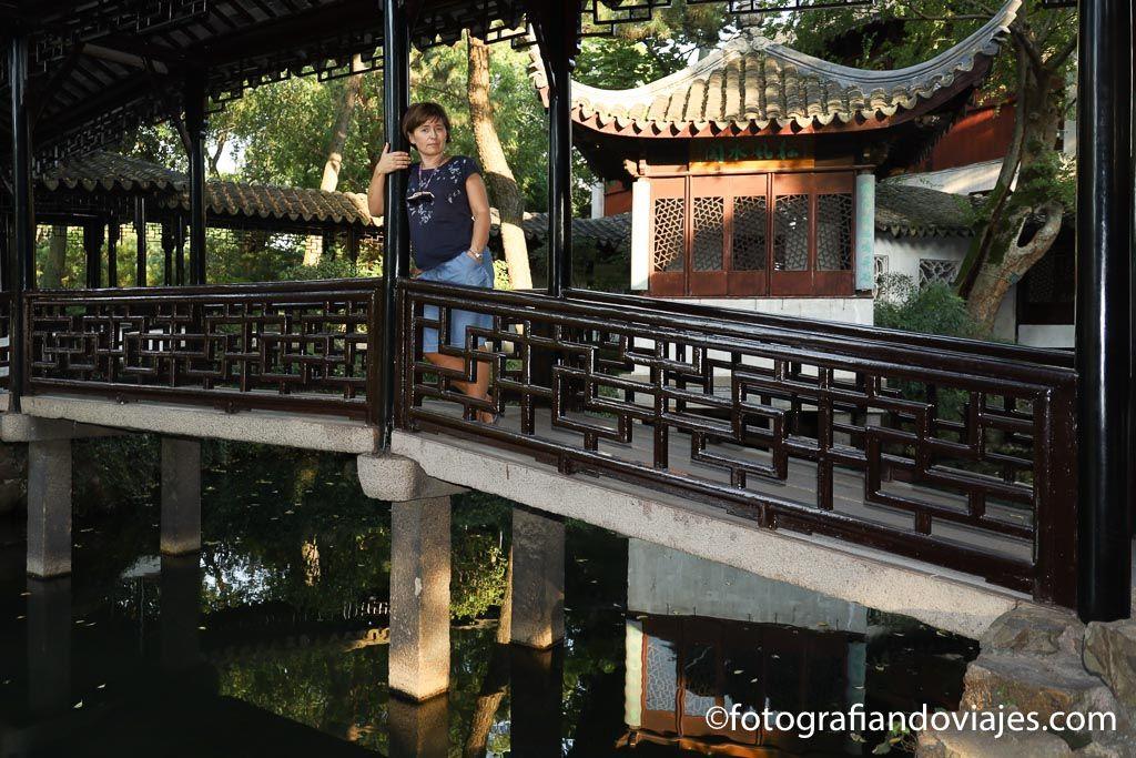 Jardin del administrador humilde que ver en Suzhou