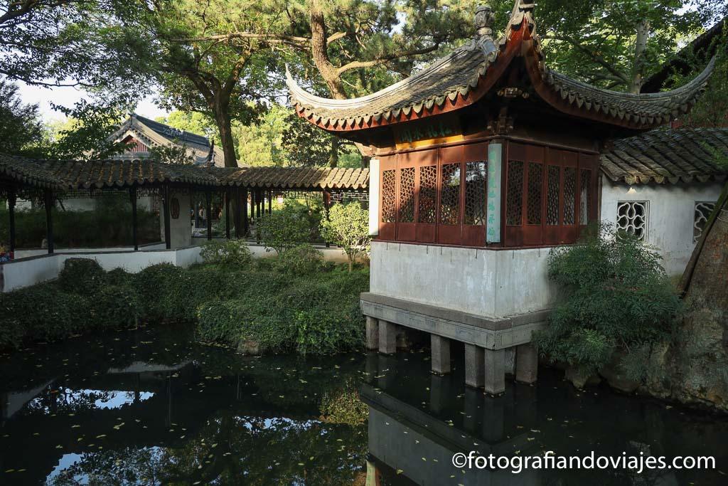 Jardin del administrador humilde Suzhou