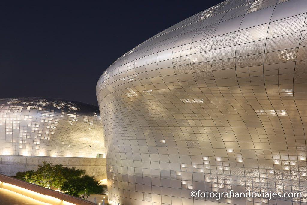 Dongdaemun Design Plaza Seul
