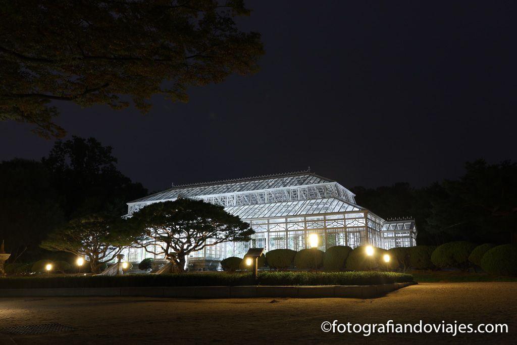 Palacio Changgyeonggung en Seul
