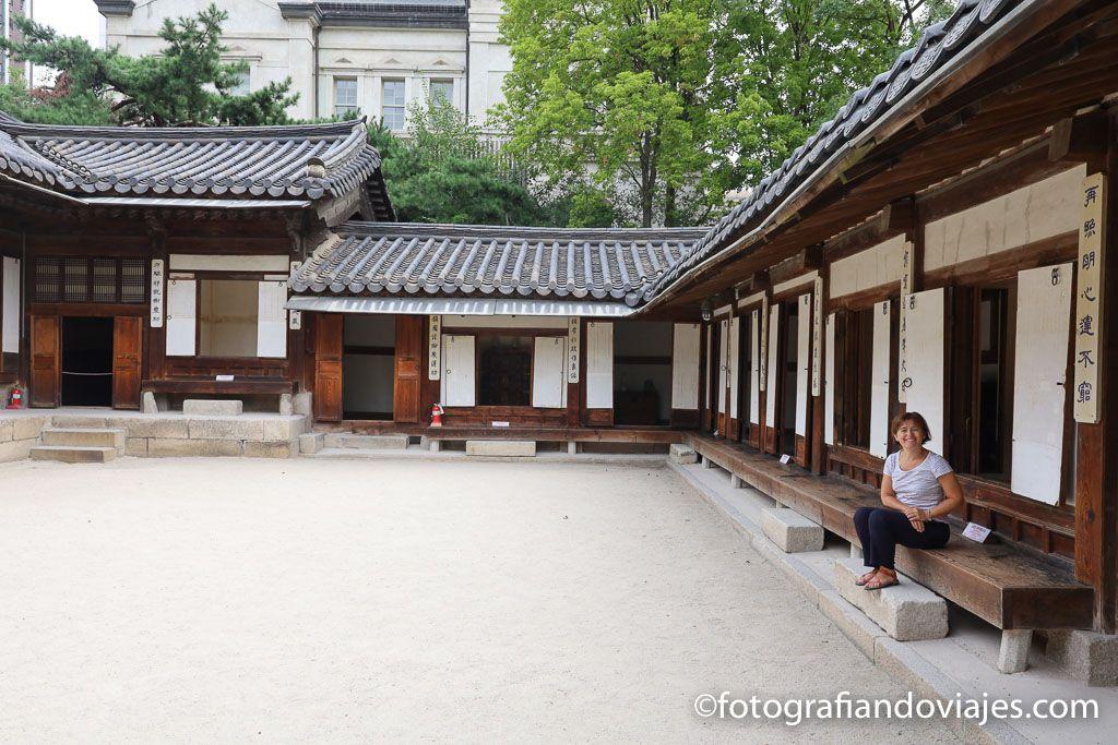 Palacio Unhyeongung en Seul